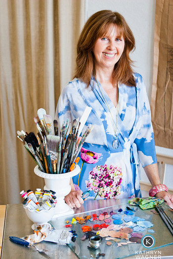 Artist Portrait: Eileen French